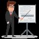Client qui donne les consignes à un assistant Outokia pour la rédaction web
